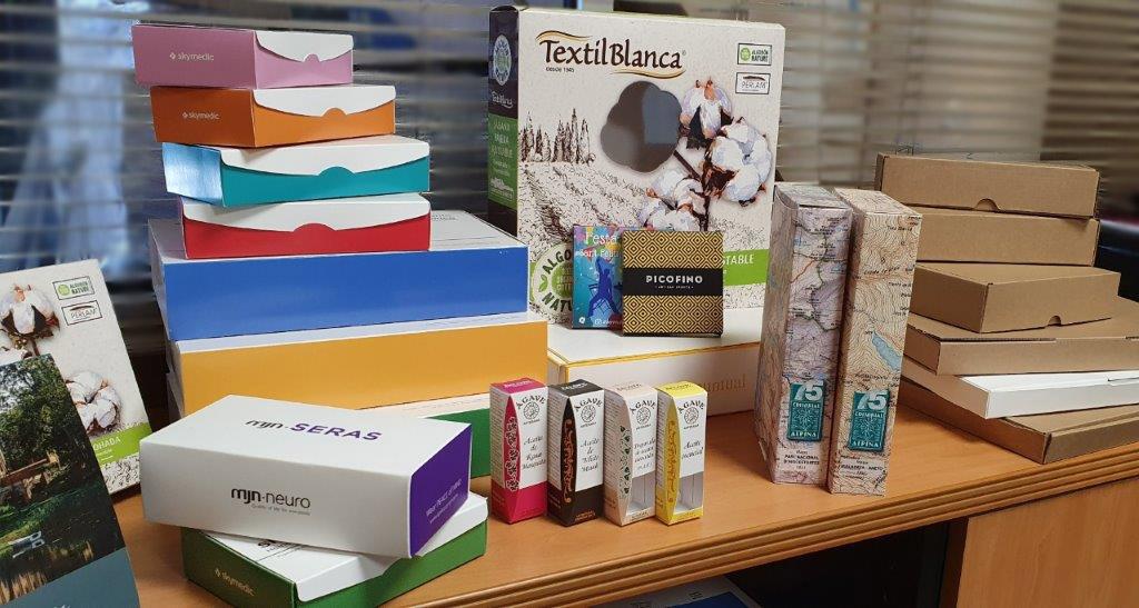 Packaging: Fabricamos soluciones de embalaje para productos de consumo